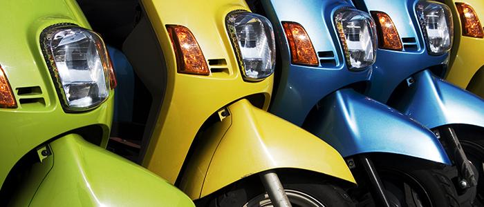 Nueva campaña de la DGT para motos y ciclomotores