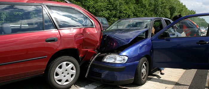 mantenerse a salvo después de un accidente