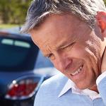 Lesiones en colisiones por alcance