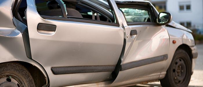 Las lesiones en colisiones laterales