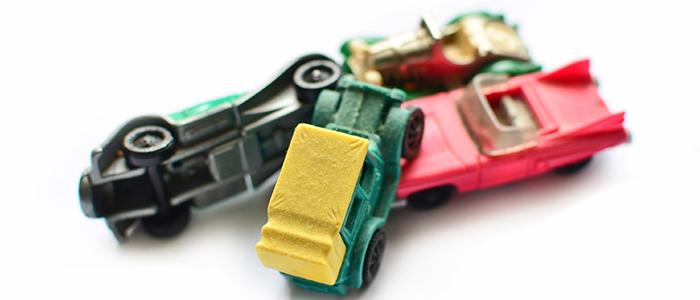 Colisiones de vehiculos