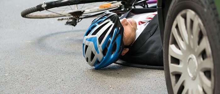 compartir la carretera con bicicletas
