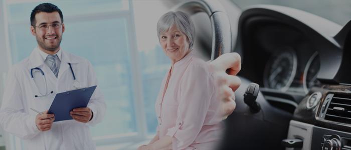 licencia de conducir en adultos mayores