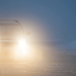 Cómo influye la niebla en la conducción