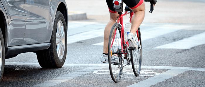 los ciclistas