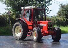 ¿Puede una maquinaria agrícola circular por la vía?