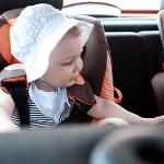 Sistema de retención de los niños en el vehículo