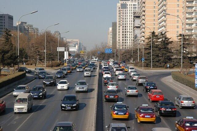 conducción en autovías