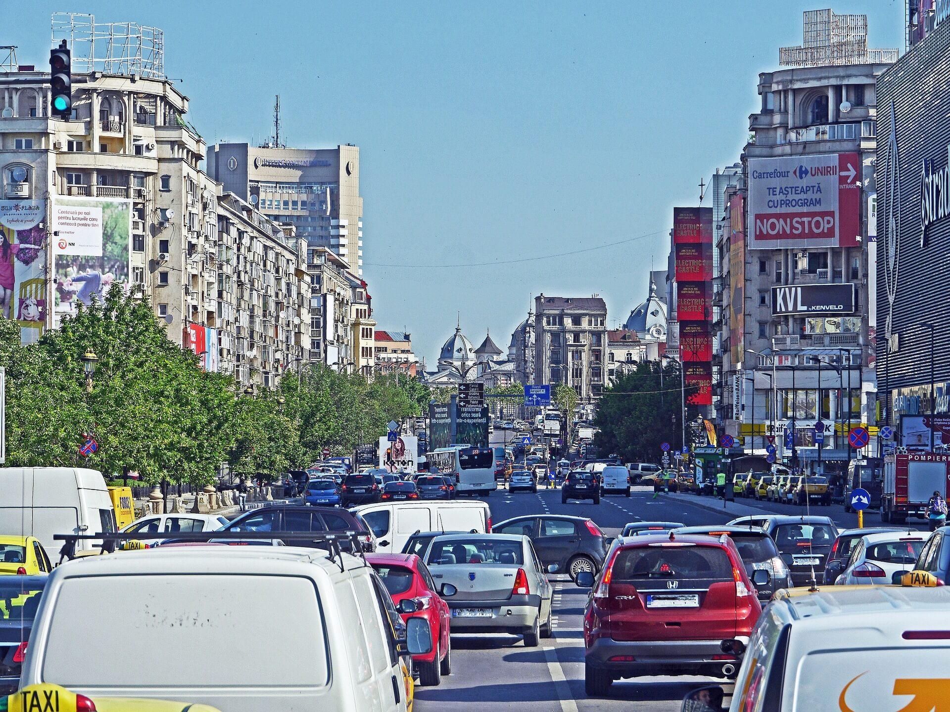 contaminar menos en la ciudad