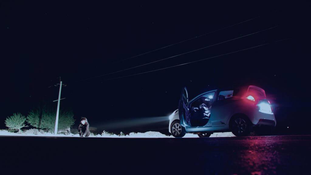 cómo utilizar las luces del automóvil