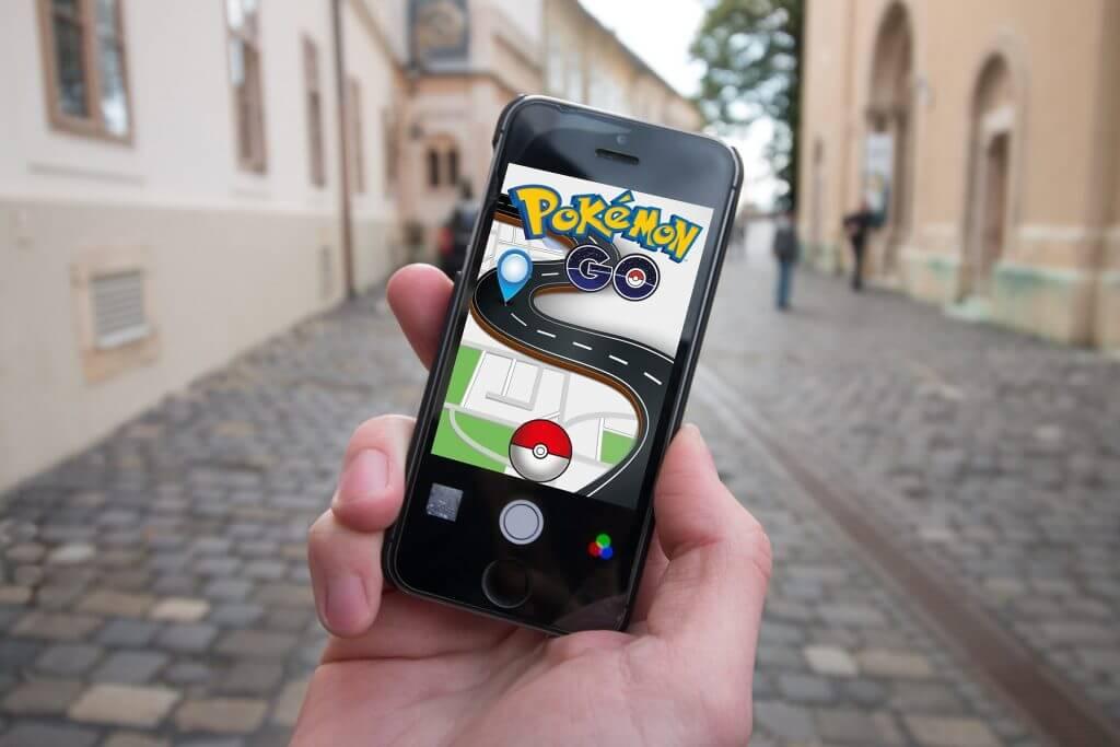 Peligros de jugar Pokemon Go conduciendo
