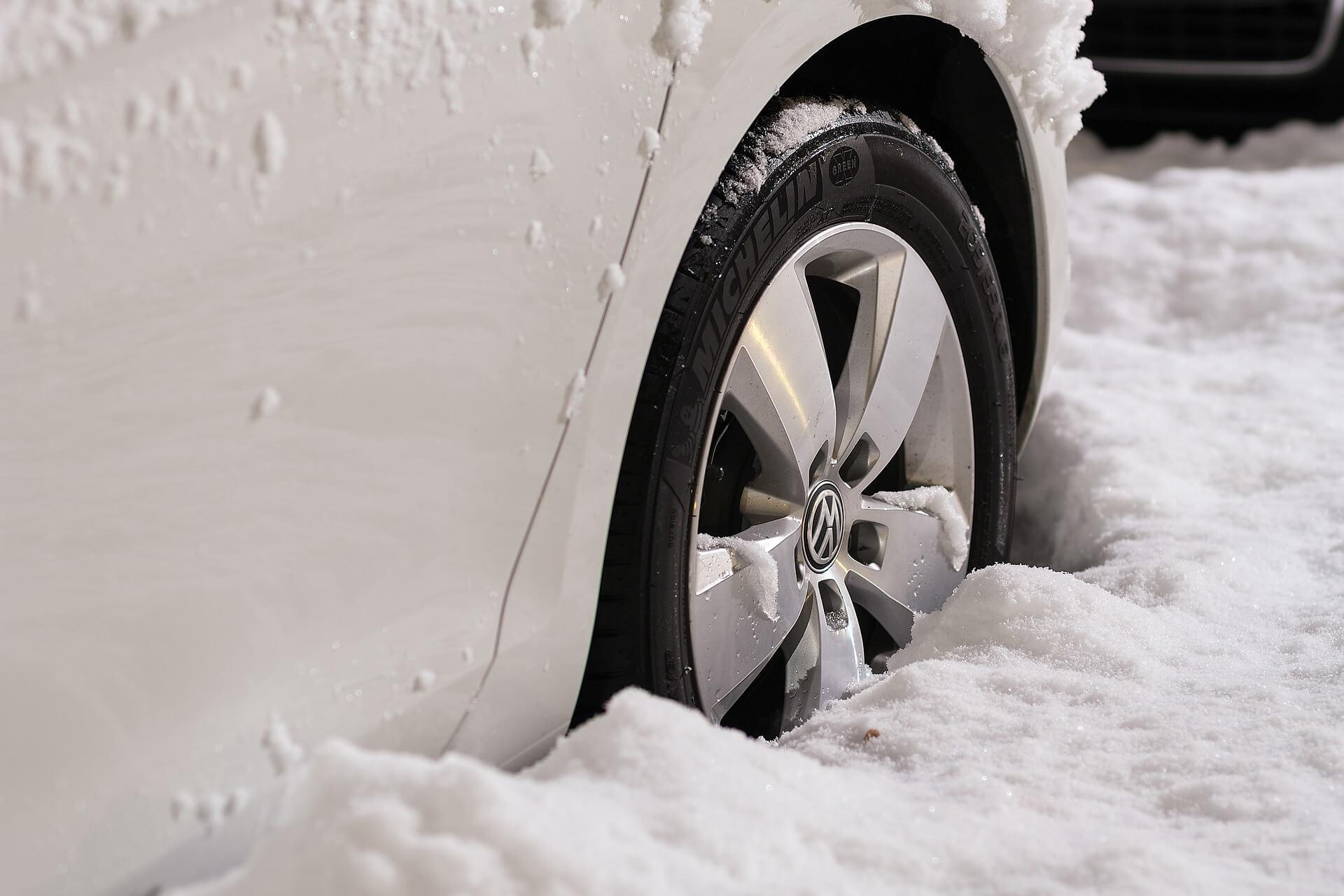 neumáticos preparados para el frío