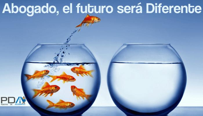 Abogado, el Futuro será diferente al presente