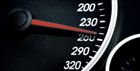 multas y sanciones por exceso de velocidad