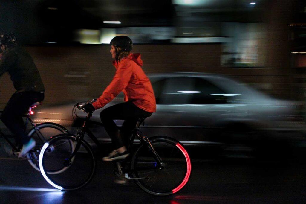 Gadgets de seguridad para bicicletas