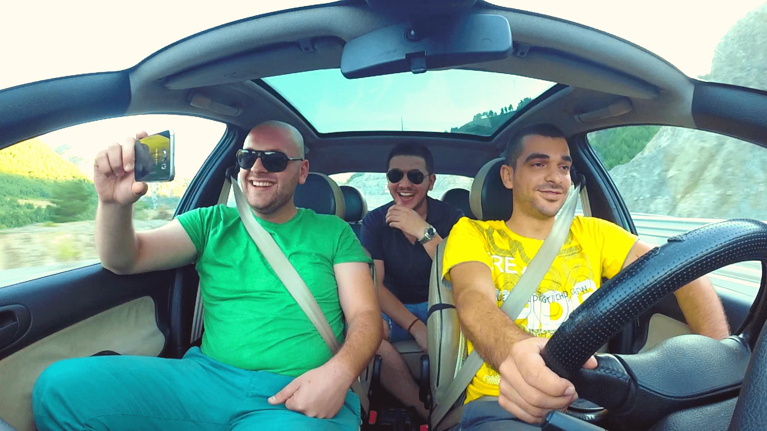 Factores que nos hacen perder la atención al volante