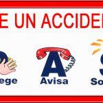 Protocolo PAS en accidentes de tráfico