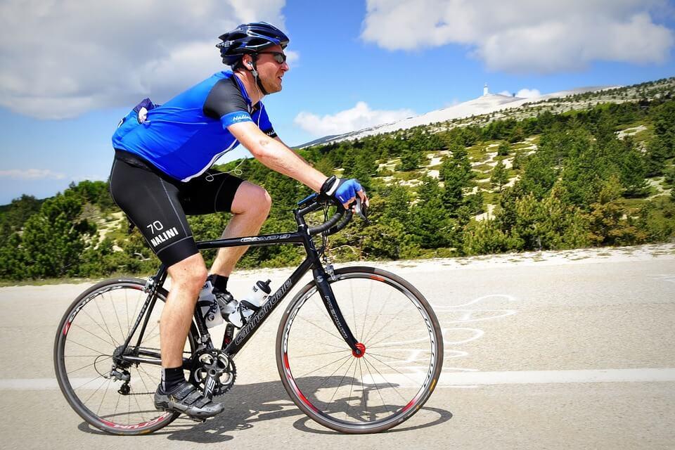 Plan del Gobierno para la protección de los ciclistas