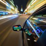 Multas y sanciones por exceso de velocidad según el tipo de vía