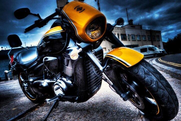 hibernar la moto