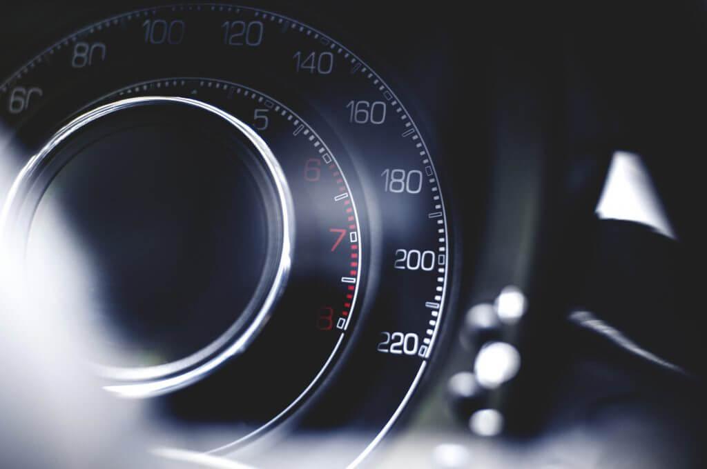 Los límites de velocidad en Europa