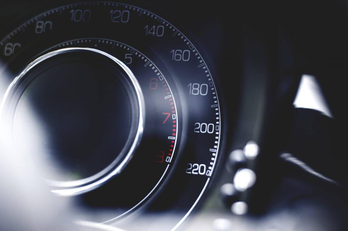 velocidad en Europa