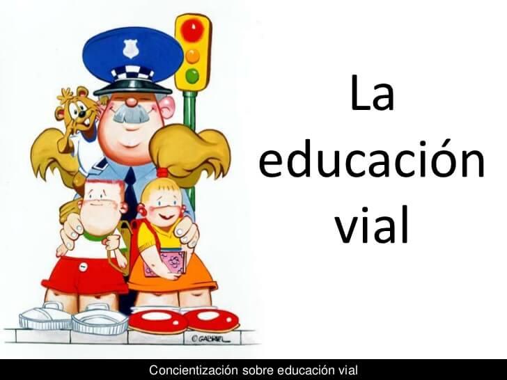 introducir a los niños en la seguridad vial