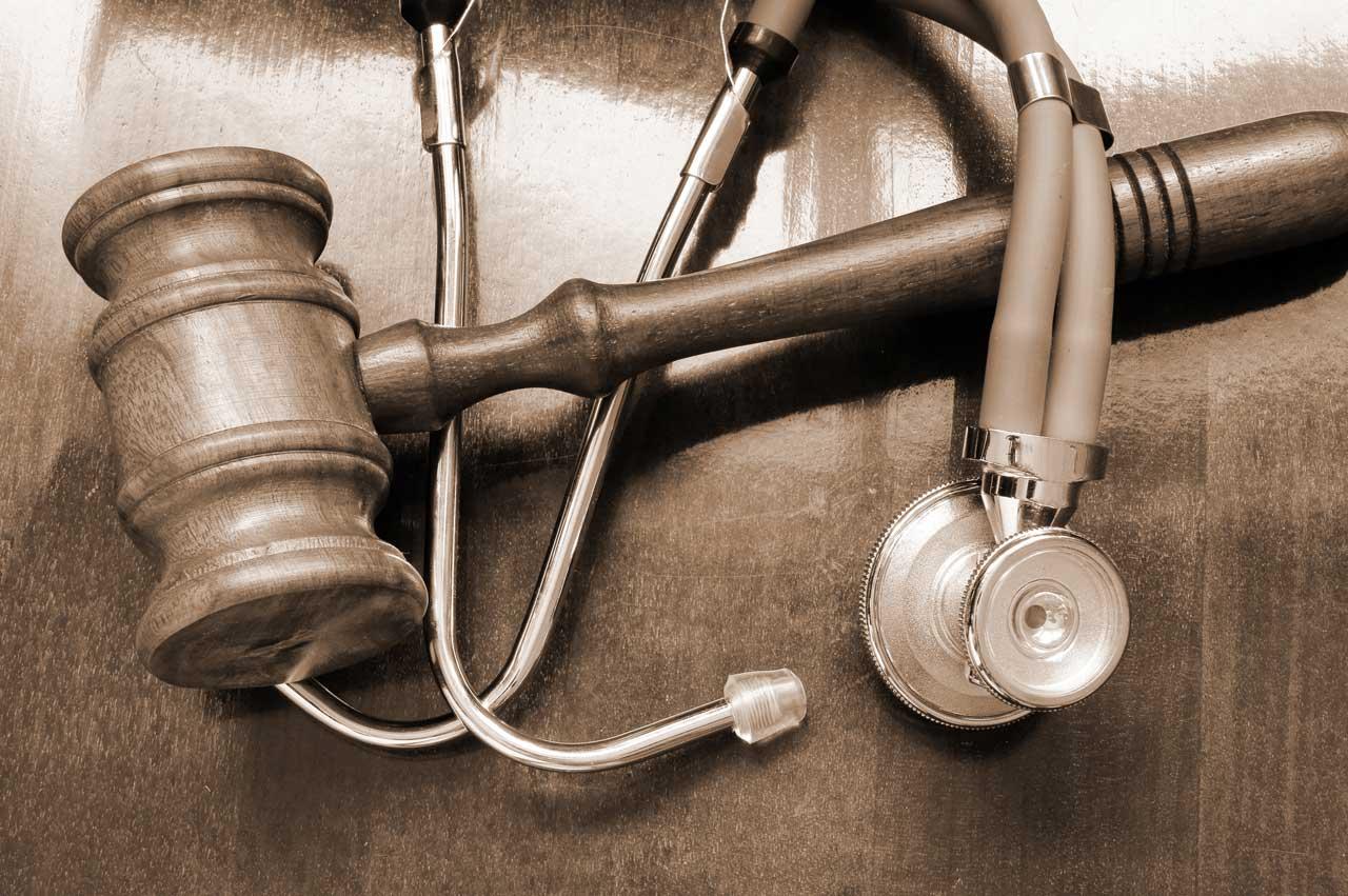 negligencia médica en accidente de tráfico