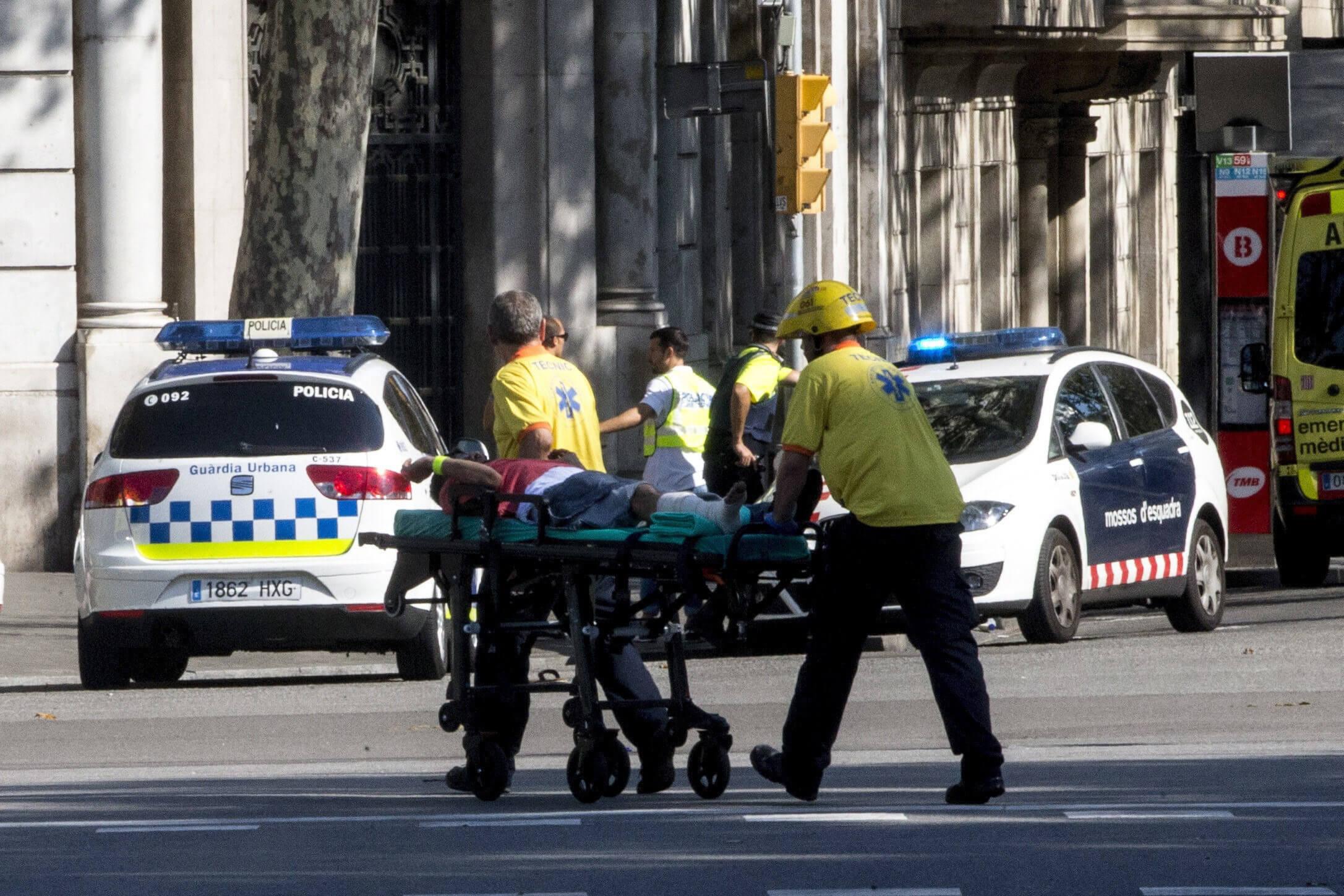 El único motivo por el que abandonar el lugar del accidente es una lesión de extrema gravedad