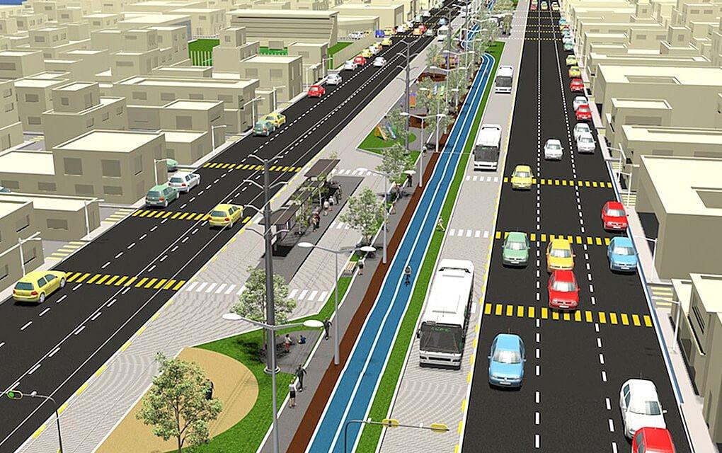 calle completa