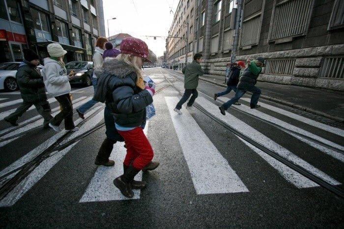 nueva ordenanza de movilidad en Madrid