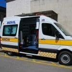 Se registran fallos en las ambulancias que ponen nuestra vida en peligro