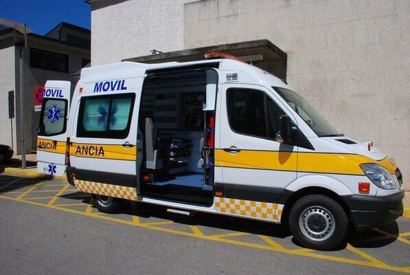 fallos en las ambulancias