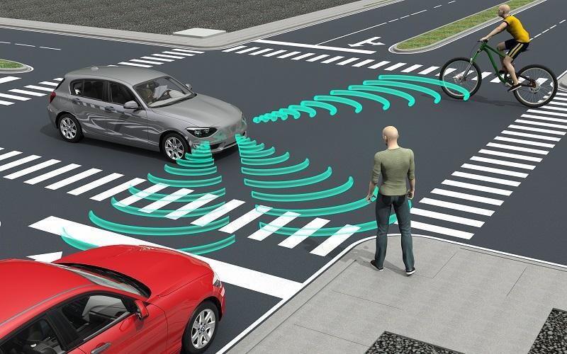 Asfalto acústico para coches eléctricos