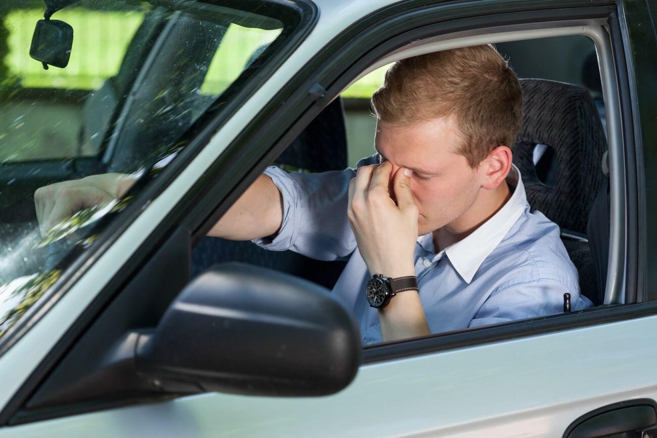 El sueño reparador multiplica la seguridad en la carretera