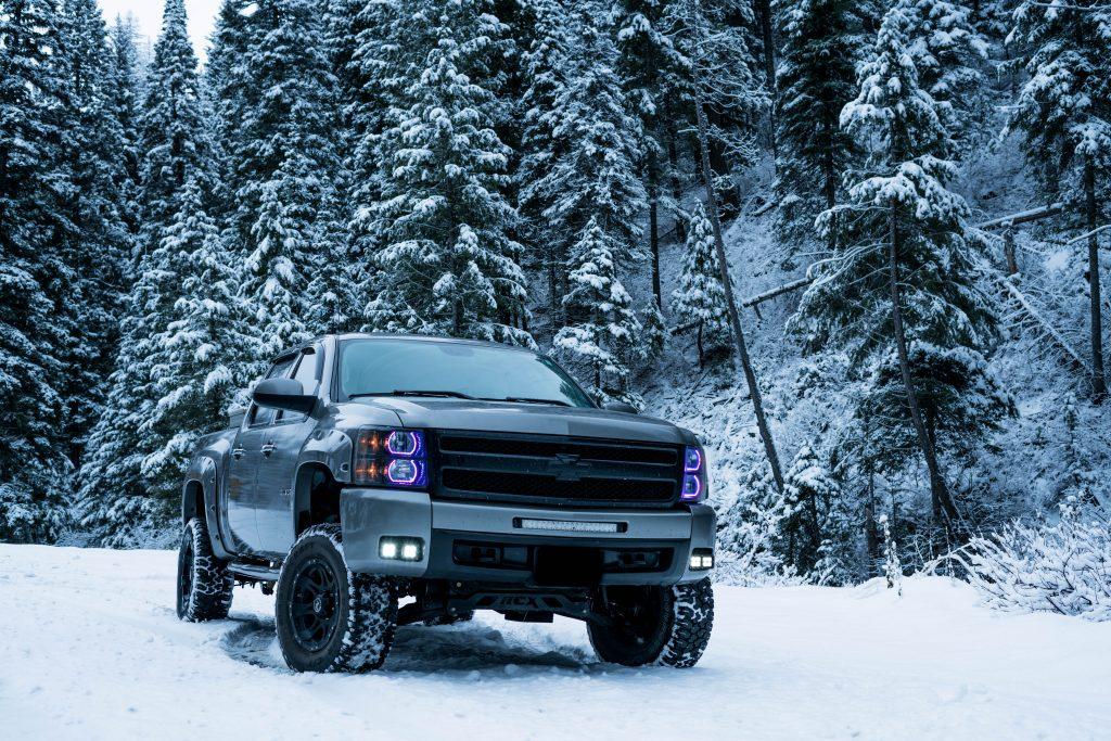 Los neumáticos de invierno pueden salvar tu vida