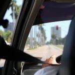 Cómo evitar lesiones durante un accidente de tráfico