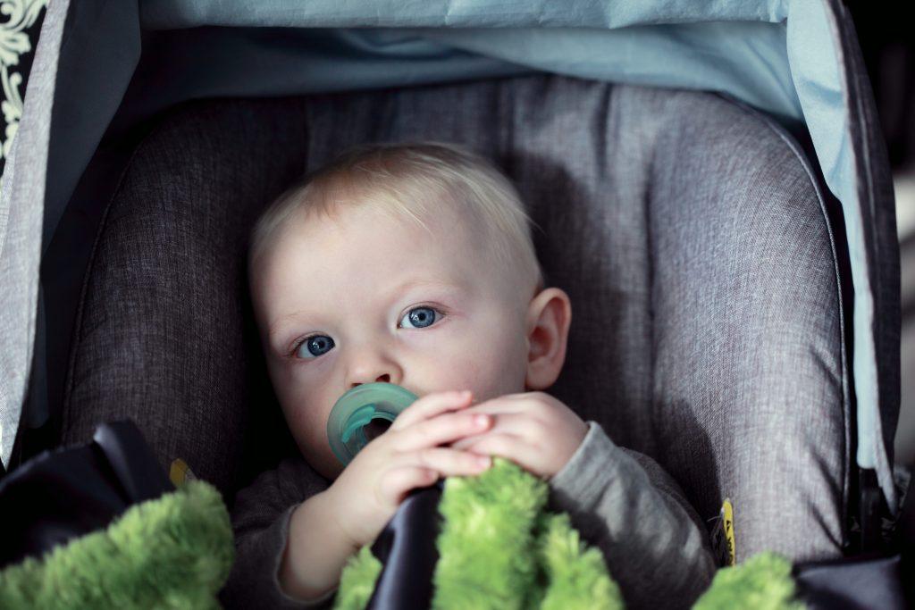 peligros del airbag para los niños