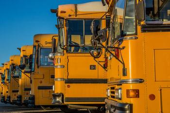 La DGT sancionó a 1.500 autobuses escolares durante campaña especial